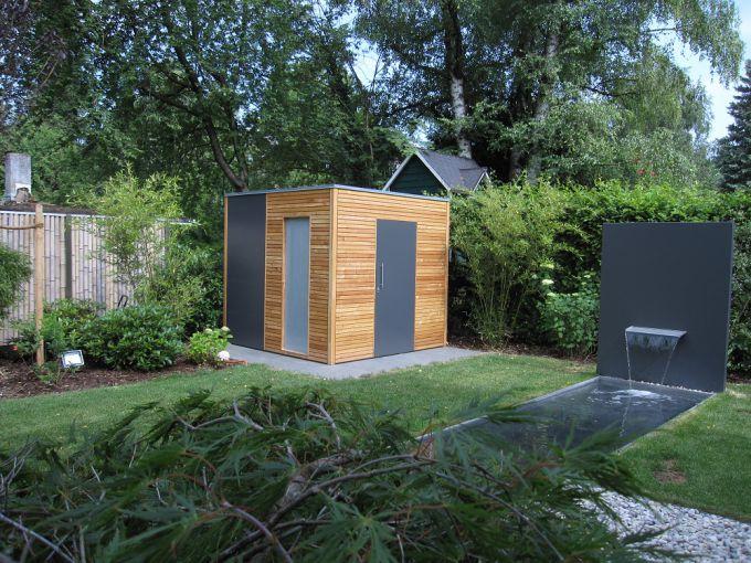 Gerätehäuser – Widmann - Ideen aus Holz für den Garten