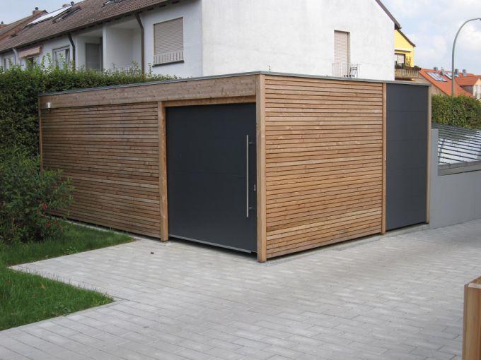 fahrradh user widmann ideen aus holz f r den garten. Black Bedroom Furniture Sets. Home Design Ideas